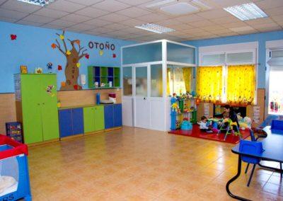 Instalaciones de la Escuela Infantil San Simón y San Judas - Aula