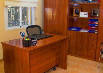 Instalaciones de la Escuela Infantil San Simón y San Judas - Despacho
