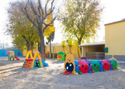 Instalaciones de la Escuela Infantil San Simón y San Judas - Patio
